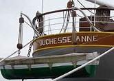 Dunkerque - Navire écoles 'Duchesse Anne'