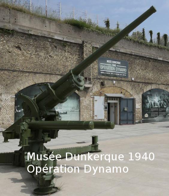 Dunkerque - Musée de l'Operation Dynamo