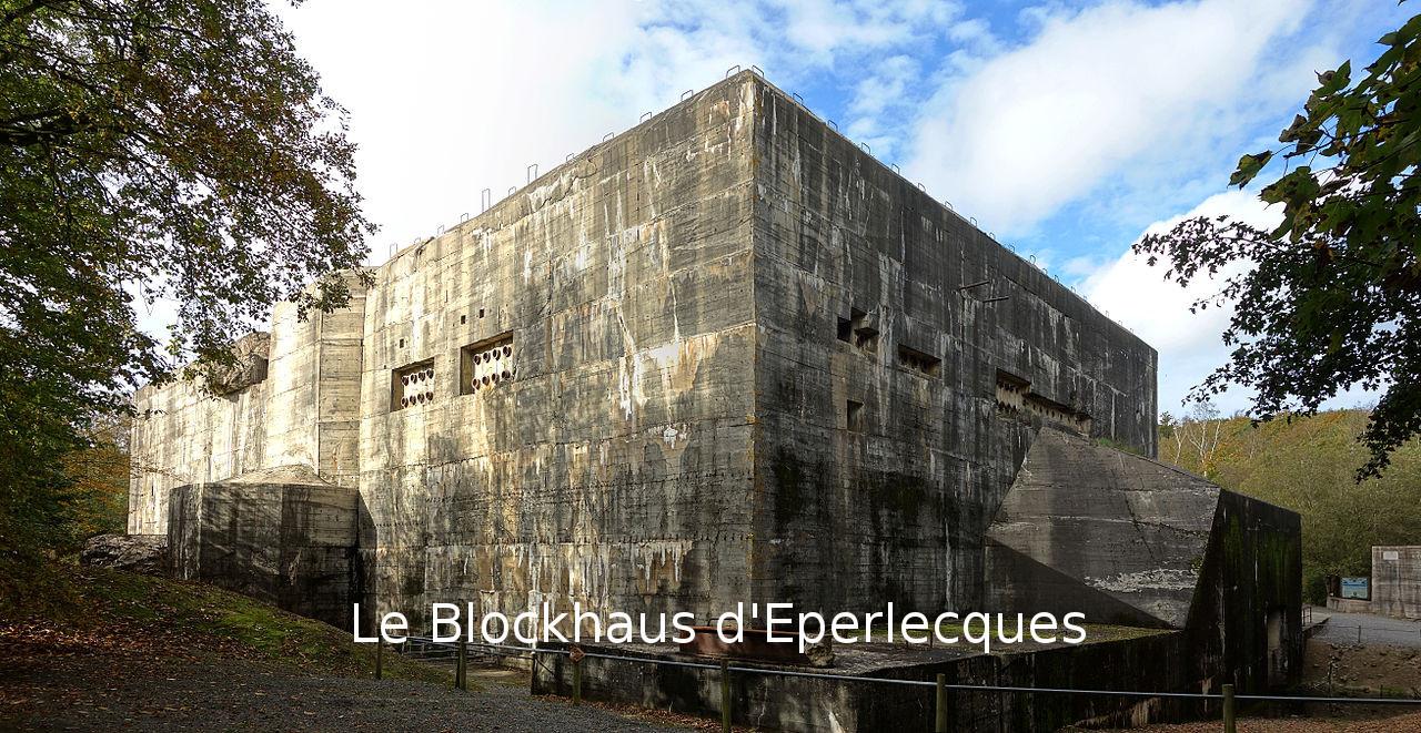 Blockhaud d'Eperlecques