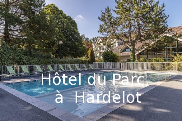 Hotel du Parc *** - Groupe Najeti