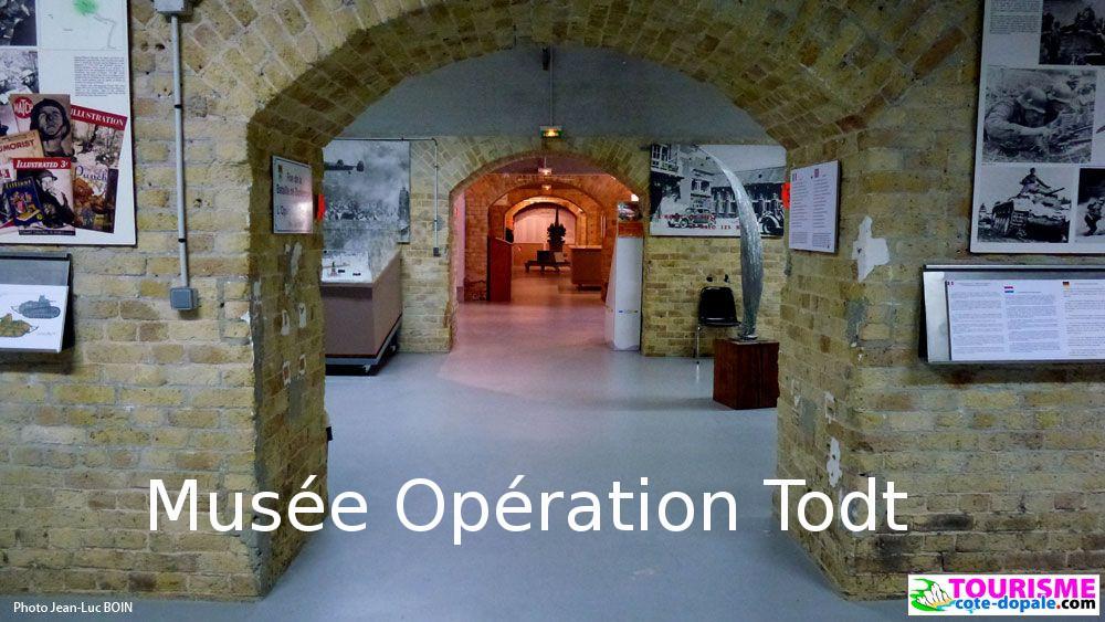 Dunkerque - Musée de l'Opération Todt